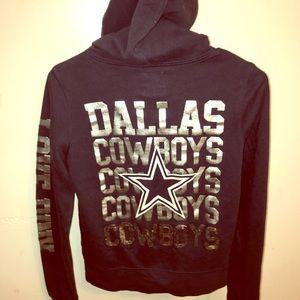 Dallas Cowboys VS PINK jacket